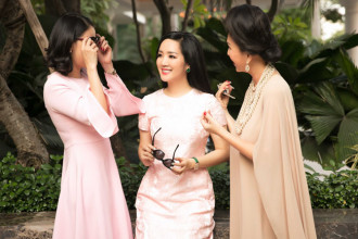 Diem My - Giang My - Ha Kieu Anh 4
