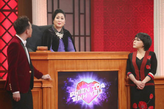 HTV2 - Photos PHIEN TOA TINH YEU (1)