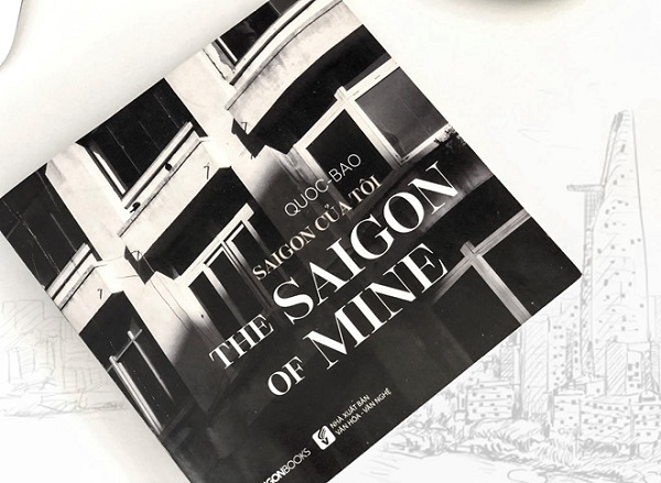 Không chỉ là một nhạc sĩ, Quốc Bảo còn là cây viết gắn bó với Sài Gòn.