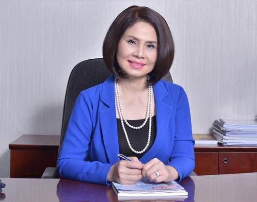 Phó Tổng giám đốc Saigon Food Lê Thị Thanh Lâm.