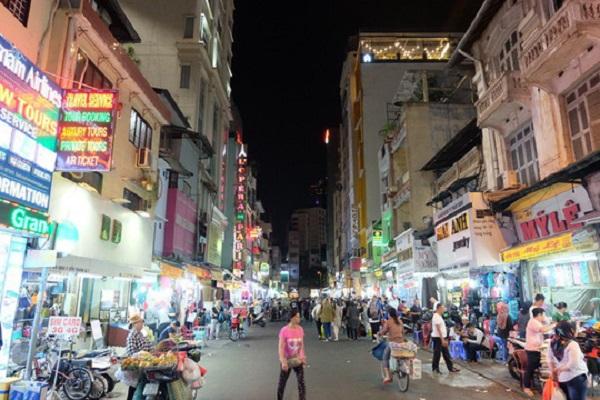Đường Nguyễn An Ninh, nằm ở mạn cửa Tây chợ Bến Thành, ở trung tâm quận 1 TP HCM. Đây là con đường dài khoảng 100 m, nối đường Phan Chu Trinh với Trương Định.