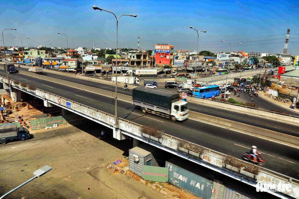 Mục tiêu xây dựng công trình này là làm thông thoáng trục đường huyết mạch quốc lộ 1 từ TP.HCM đi các tỉnh miền Đông, miền Tây và ngược lại, cũng như hướng lưu thông từ TP.HCM đến Tây Ninh, xóa điểm đen về tai nạn giao thông nhiều năm liền tại đây.