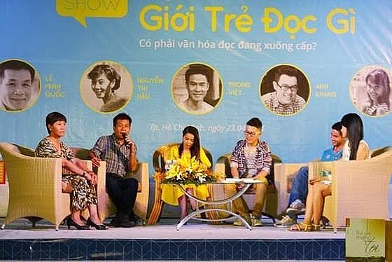 Những nỗ lực gìn giữ văn hoá đọc người Sài Gòn. Ảnh: Internet