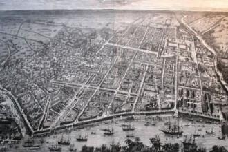 Toàn cảnh Sài Gòn xưa, lúc mới được người Pháp chỉnh trang đô thị