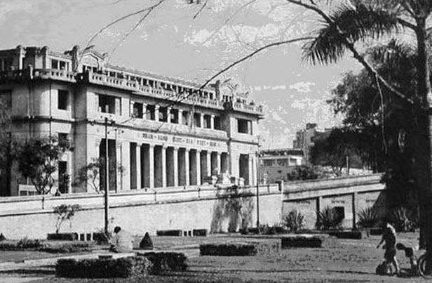 Năm 1927: Thành lập Ngân hàng Việt Nam