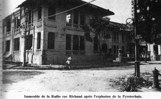 Năm 1929: Thành lập Đài Phát thanh Sài Gòn. Năm 1930: Khánh thành đường vô tuyến điện thoại Sài Gòn - Paris