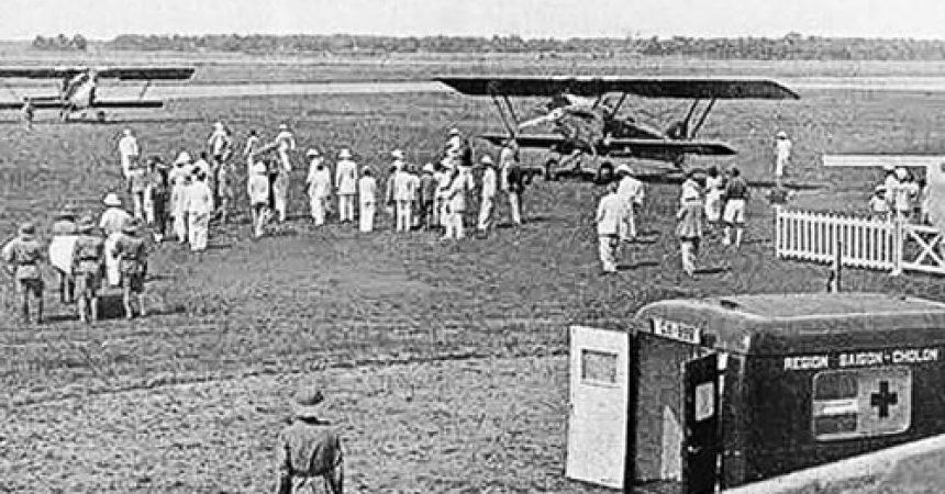 Năm 1938: Thành lập Sở Hàng không