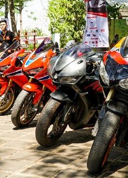 Đại hội Môtô Việt Nam đã quy tụ gần 2.000 biker trên toàn quốc và hàng chục nghìn lượt khách tham quan.