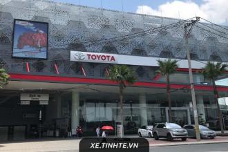 trung tâm Toyota Đông Sài Gòn Quận 2