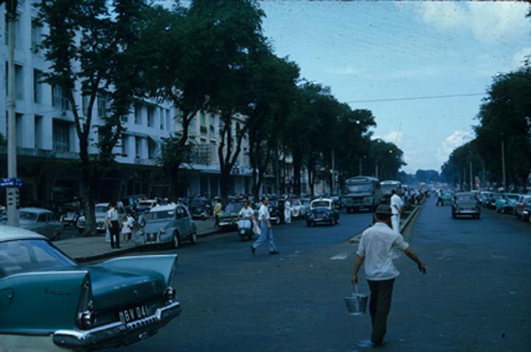 Đại lộ Lê Lợi. Ảnh: Vietnam Center and Archive.