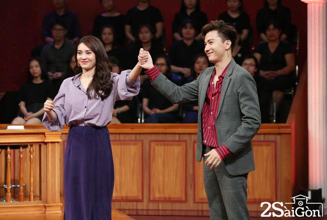 HTV2 - Photos TAP 1 - PHIEN TOA TINH YEU (8)