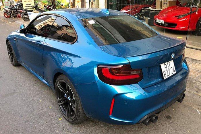 Tại Việt Nam, BMW M2 có mức giá đề xuất 3 tỉ đồng.