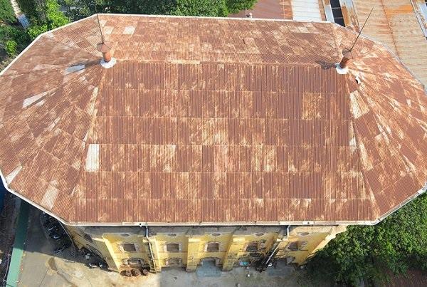 Thuỷ đài (đài nước) nằm trong khuôn viên Tổng Công ty Cấp nước Sài Gòn – Sawaco (quận 3, TP HCM) được người Pháp xây dựng vào năm 1886 và chưa một lần tu sửa. Đây là một trong hai thuỷ đài xưa nhất của Sài Gòn và Đông Dương. Hiện Sài Gòn có khoảng gần 10 thuỷ đài đã hơn 45 năm xây dựng. Thuỷ đài đầu tiên được xây dựng tại vị trí hồ Con Rùa trong giai đoạn 1878 – 1880 nhưng đã bị đập bỏ năm 1921.