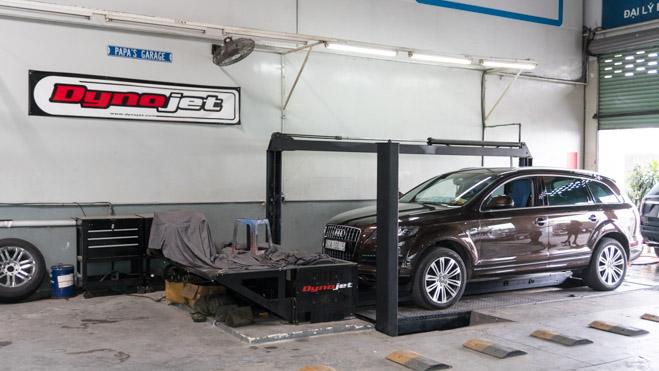 Hệ thống đo công suất & momen xoắn DynoJet