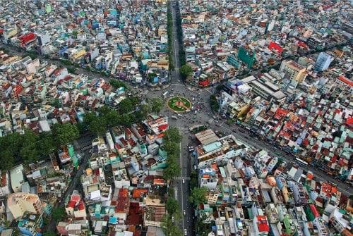 Sài Gòn ngày nay… (Ảnh qua kienthuc.net.vn)