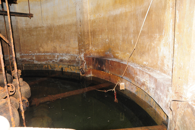 Nước tại hầm chứa ở giếng cổ sẽ hỗ trợ cho các giếng nước ngầm khác trong việc cấp nước khẩn cấp, phòng cháy chữa cháy, đồng thời tối ưu hóa phân phối nước sạch trên địa bàn TP.HCM.