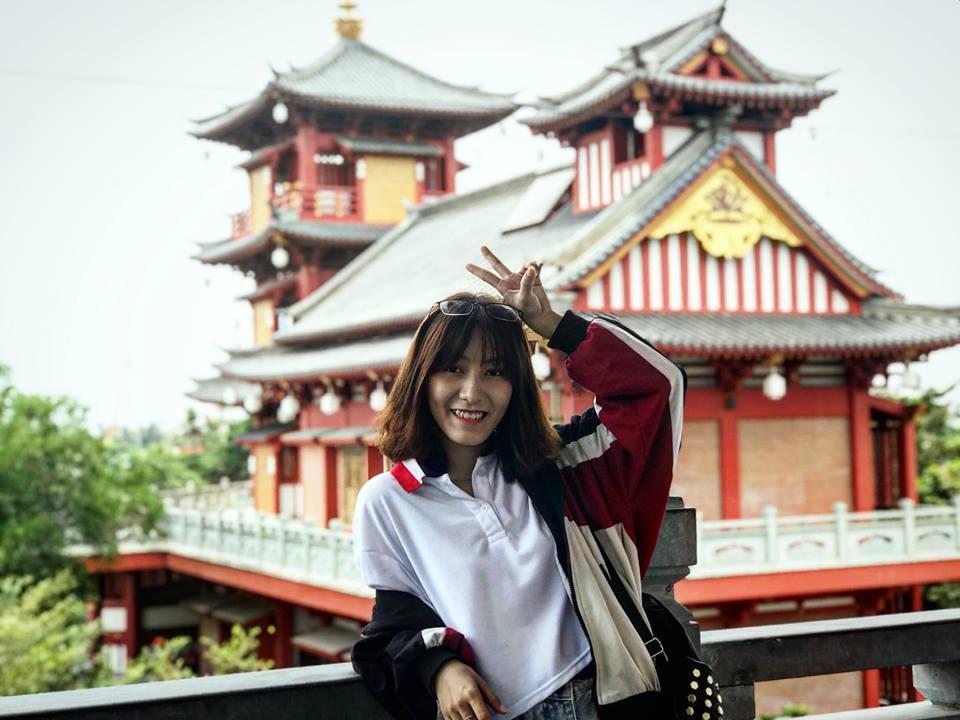 Nếu là một người ưa thích chụp ảnh và đam mê kiến trúc của xứ sở hoa anh đào, tu viện Khánh An là một gợi ý vô cùng thích hợp