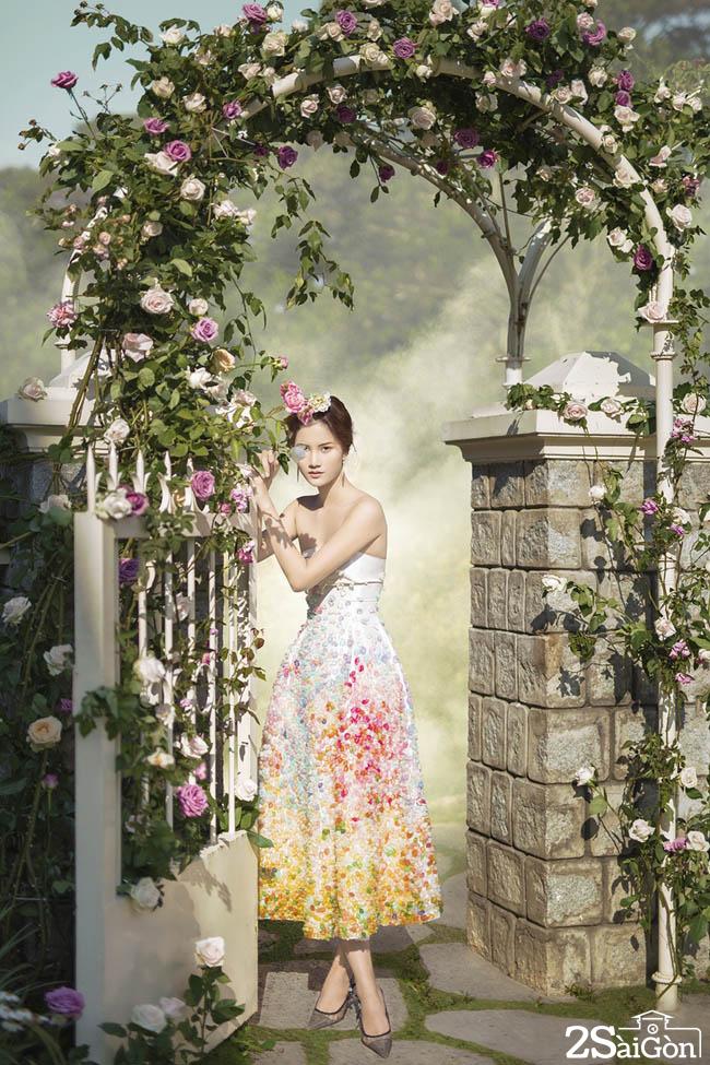 Cam hung tranh Claude Monet (2)