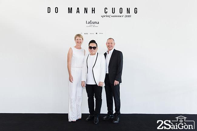 [Hinh 1] Ong Pham Huy Can va CEO Laguna Lang Co