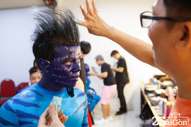Hoang Hai - Miko hoa di nhan Avatar (15)