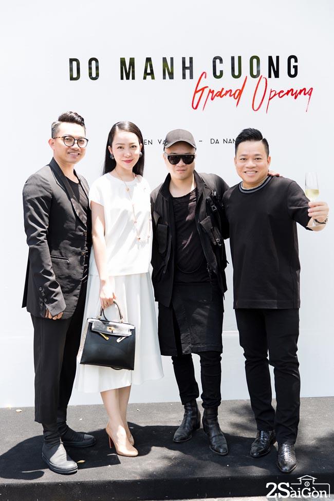 Linh Nga - DMC - doanh nhan Huy Can