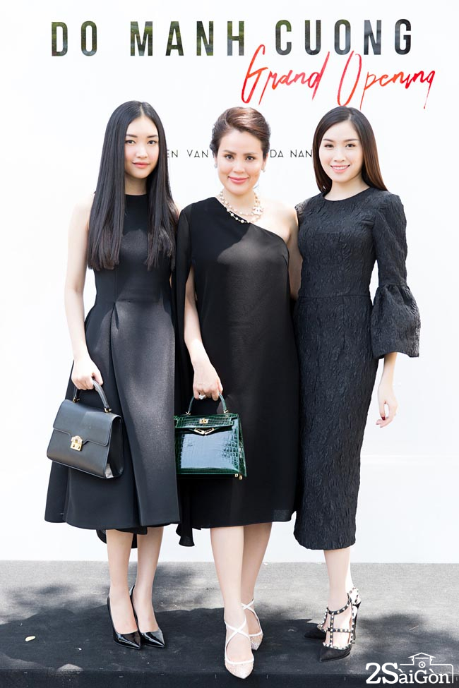 Ngoc Tran - HH Phuong Le - Thanh Thanh Huyen 1