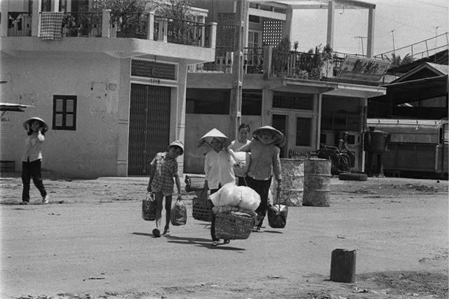 Người dân Sài Gòn năm 1968. Ảnh VT