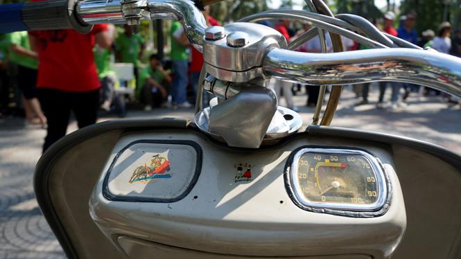 Chiếc xe 61 tuổi được định giá hơn 400 triệu đồng Ảnh Lê Tân