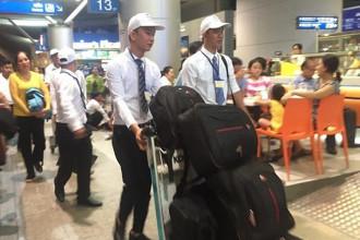 Trước đây, hành lý trả trước chỉ được bán tại phòng vé hoặc qua website www.vietnamairlines.com. Ảnh: P.ĐIỀN