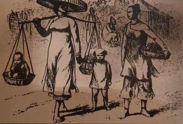 Những lưu dân đầu tiên đến khai phá vùng đất Sài Gòn - Gia Định.