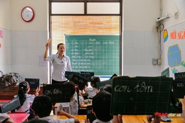 Gần 10 năm nay, Trung tâm phát huy Bình An đã giúp đỡ hơn 200 mảnh đời bất hạnh của những đứa trẻ nghèo.