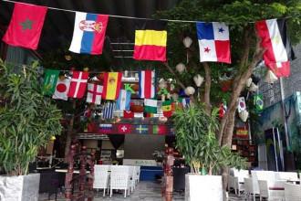 Quán xá ở Sài Gòn 'thay áo mới'