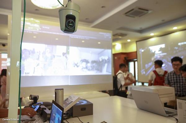 Khu vực doanh nghiệp với những giải pháp chuyên và camera quan sát.
