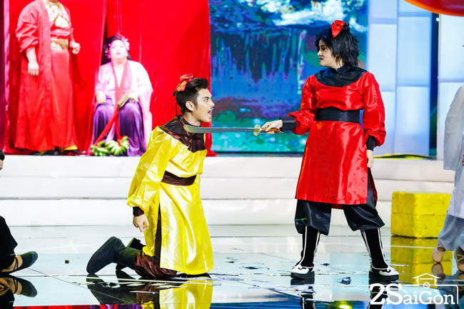 Son Ca - Bao Chu - Tiet muc Tham son tuu quan (29)