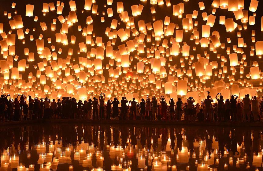 6. Chiang Mai (Thái Lan): Cố đô của Vương quốc Lanna này đầy quyến rũ bởi những ký ức lịch sử của nó, như các ngõ ngách, các cửa hàng trang sức cổ xưa... Song, Chiang Mai còn có sự kết hợp giữa truyền thống và hiện đại, như những quán cà phê, quán ăn cho thực khách trải nghiệm ẩm thực, hay Bảo tàng Nghệ thuật Đương đại MAIIAM. Ảnh: Flickr.com.