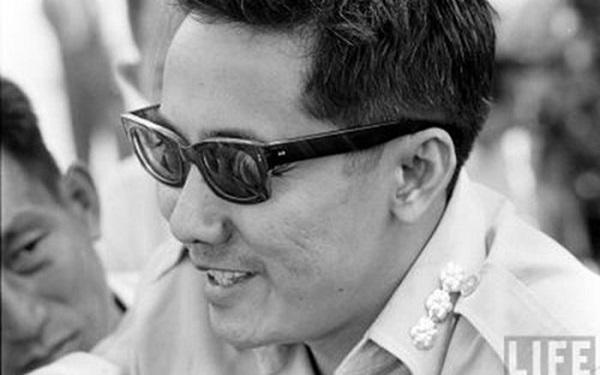 Phạm Ngọc Thảo khi còn là sĩ quan trong quân đội Sài Gòn. Ảnh: Life.