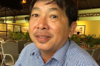 Nhà báo Nguyễn Hạnh