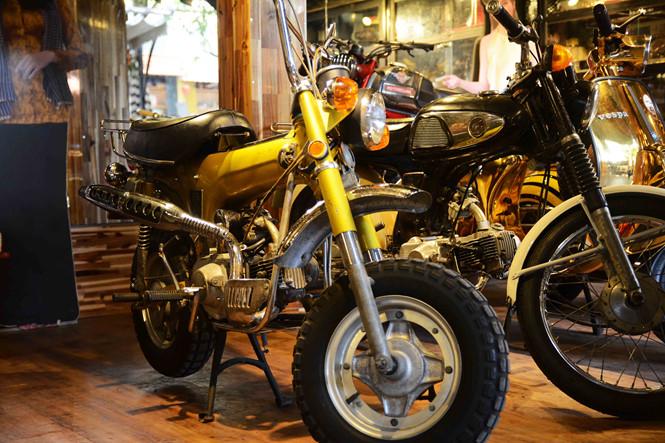 "Honda Dax ST50 ""zin"""