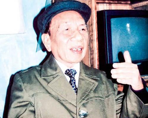 Thiếu tướng Vũ Ngọc Nhạ. Ảnh: VOV.