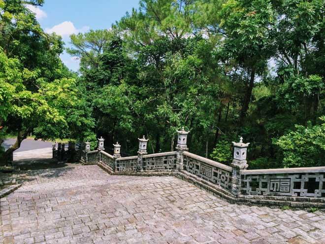 Đồi Thiên An gần công viên Thủy Tiên – Hồ Thủy Tiên cũng là điểm checkin rất đẹp