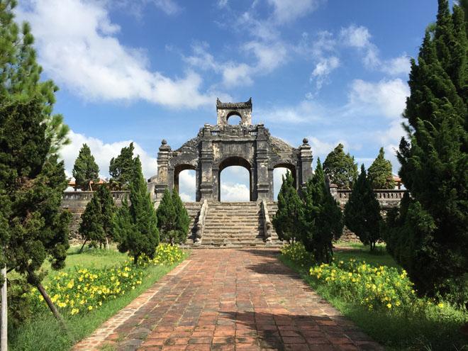 Đại Thành Môn – Văn Thánh Huế