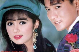 Viet Trinh va Hoang Phuc luc tre