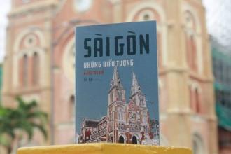 Bìa sáchSài Gòn những biểu tượng