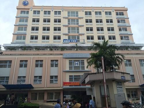Bệnh viện Phụ sản Từ Dũ ngày nay – Ảnh: L.C.S