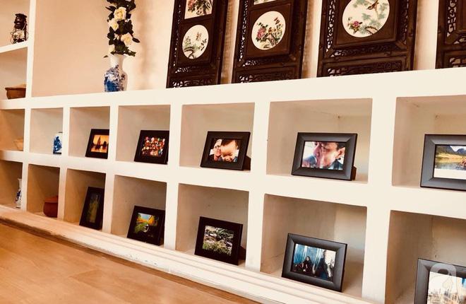 Những khung ảnh trang trí nhà thêm đẹp mắt.