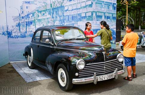 Chiếc Peugeot 203 đời 1954 và…