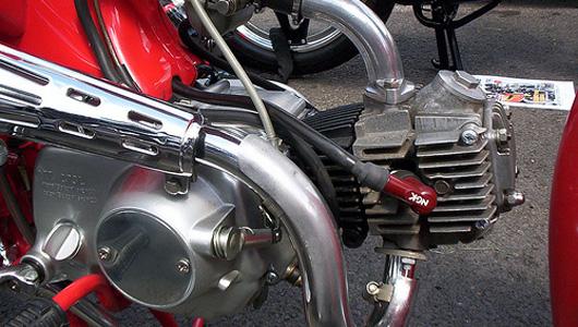 Động cơ Honda S65