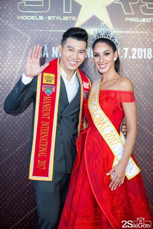 Nam v__ng Ng_c T_nh v_ Miss Global 2017