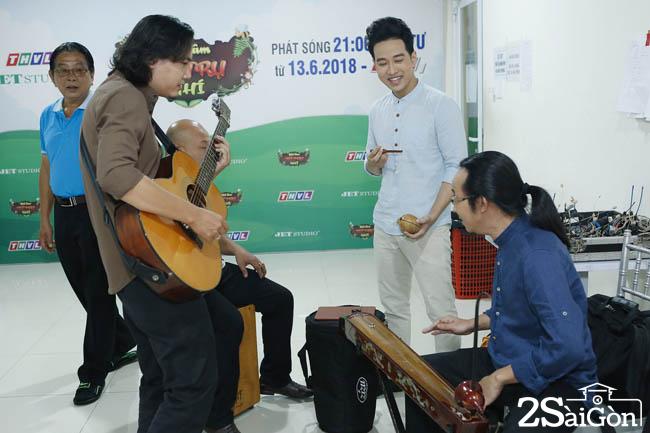 Trieu Loc tap hat cung NS Ha Chuong (4)