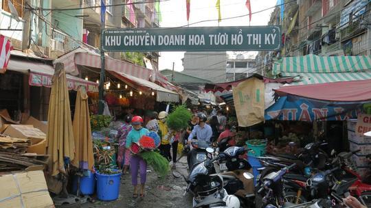 Khu chợ thân thiện nhất giữa lòng thành phố